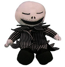 The Nightmare Before Christmas Plush Pal Jack D
