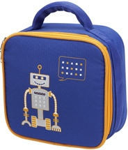 Mr. Robot Square Lunch Bag by Four Peas