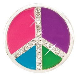 Peace Sign Key Finder