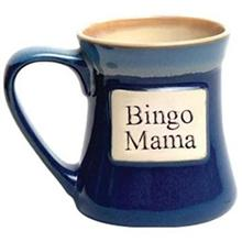 Bingo Mama Oversized Coffee Mug