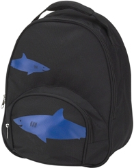 Shark Toddler Preschool Backpack by Four Peas
