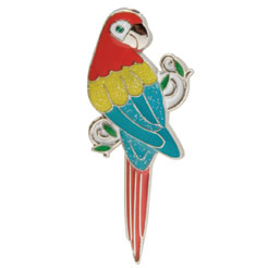 Finders Key Purse Parrot Key Finder