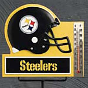 Pittsburgh Steelers NFL Thermometer