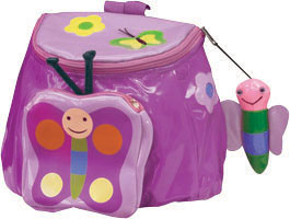 Fun Kidorable Butterfly Backpack