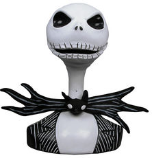 The Nightmare Before Christmas Jack Animatronic Full Sized Bust