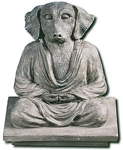 Dog Buddha by Accoutrements