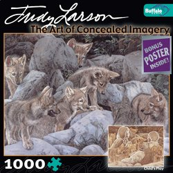 Judy Larson Child's Play - 1000 Piece Jigsaw Puzzles