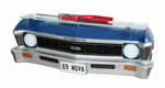 1969 Chevy Nova SS 3-D Front End Resin Wall Shelf