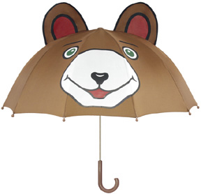 Kidorable Bear Umbrella