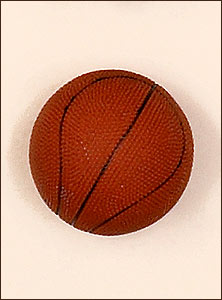Antenna Topper - Basketball-Discontinued