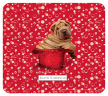 Keith Kimberlin Sharpei Mousepad