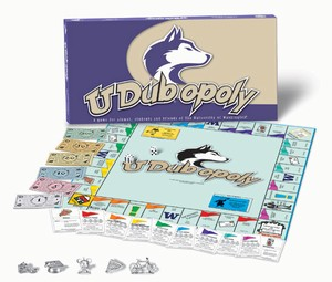 U.Dub-Opoly University of Washington Monopoly Game