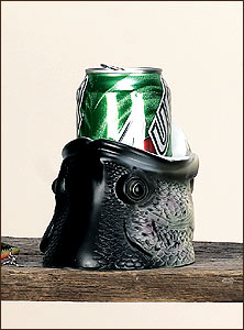 Doubled Walled Can Coolers - Crappie