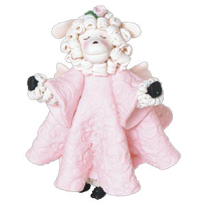 Cloud Hoppers Libby the Lamb Ornament
