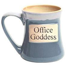 Office Goddess Oversized Coffee Mug