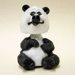 Panda Bobblehead Animal by Swibco