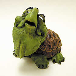 Turtle Bobblehead animal New by Swibco