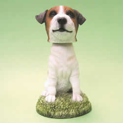 Jack Russell Terrier Dog Bobblehead