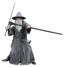"Lord of the Rings Gandalf 20"" Figure with Sound"