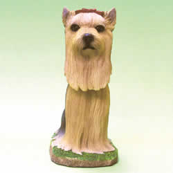 Yorkshire Terrier Dog Bobblehead