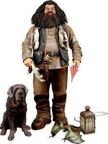 """Harry Potter Hagrid Deluxe 9"""" Action Figure with Sound"""