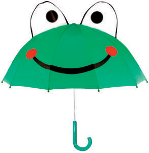 Childrens Frog Umbrella by Kidorable