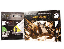 The Nightmare Before Christmas Cards and Games