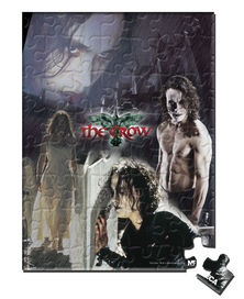 The Crow Jigsaw Puzzle