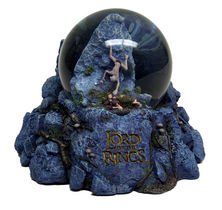 Lord of the Rings Gollum Snow Globe