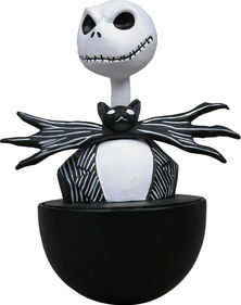 The Nightmare Before Christmas Jack Wobbleweight