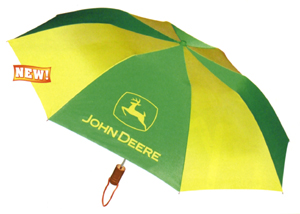 John Deere Travel Umbrella