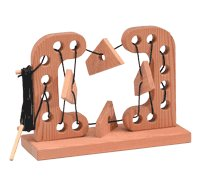 Arch Rival Wooden I.Q. Puzzle