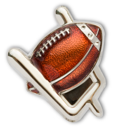 Finders Key Purse Touchdown Football Key Finder