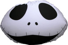 "The Nightmare Before Christmas 10"" ""Happy"" Jack Microfiber Head"
