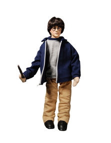 """Harry Potter Harry in Casual Clothes 12"""" Plush Doll"""