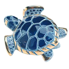 Sea Turtle Artesania Rinconada Silver Anniversary Collection