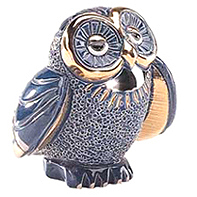 Blue Owl Artesania Rinconada Silver Anniversary Collection