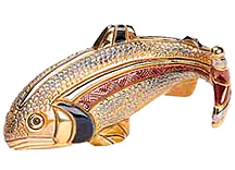 Trout # 740 Artesania Rinconada Silver Anniversary Collection
