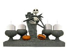 The Nightmare Before Christmas Resin Candle Votive