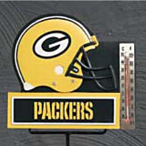 Green Bay Packers NFL Thermometer