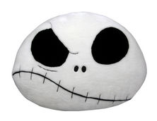 The Nightmare Before Christmas Angry Face Jack Head Plush