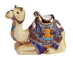 White Camel # 810 Artesania Rinconada Silver Anniversary Collection