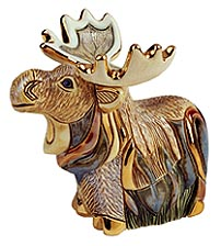 Moose # 812 Artesania Rinconada Silver Anniversary Collection