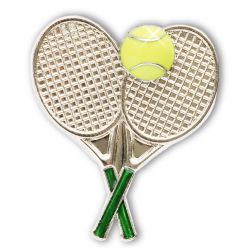 Finders Key Purse Mixed Doubles Tennis Key Finder