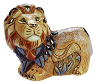 Lion # 816 Artesania Rinconada Silver Anniversary Collection