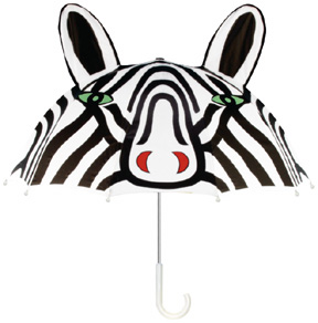 Kidorable Kids Zebra Umbella
