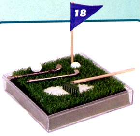 Golf on the Go Mini Zen Golf Kit