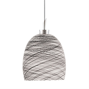 Jesco QAP113 DALLAS - Quick Adapt Low Voltage Pendant