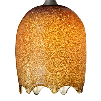 Nora NRS80-493 Water Fall Glass Shade for Pendant