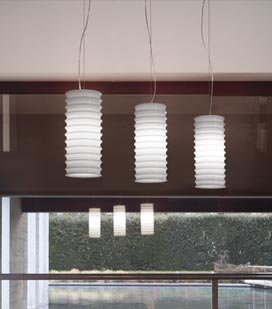 MODULO-S13-CL Leucos Pendant Light
